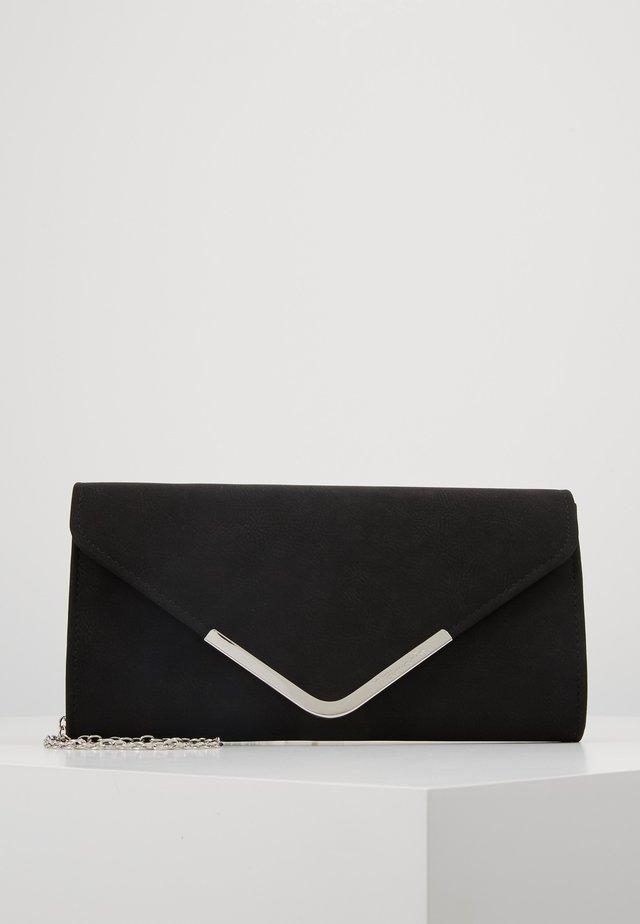 AMALIA - Clutch - black