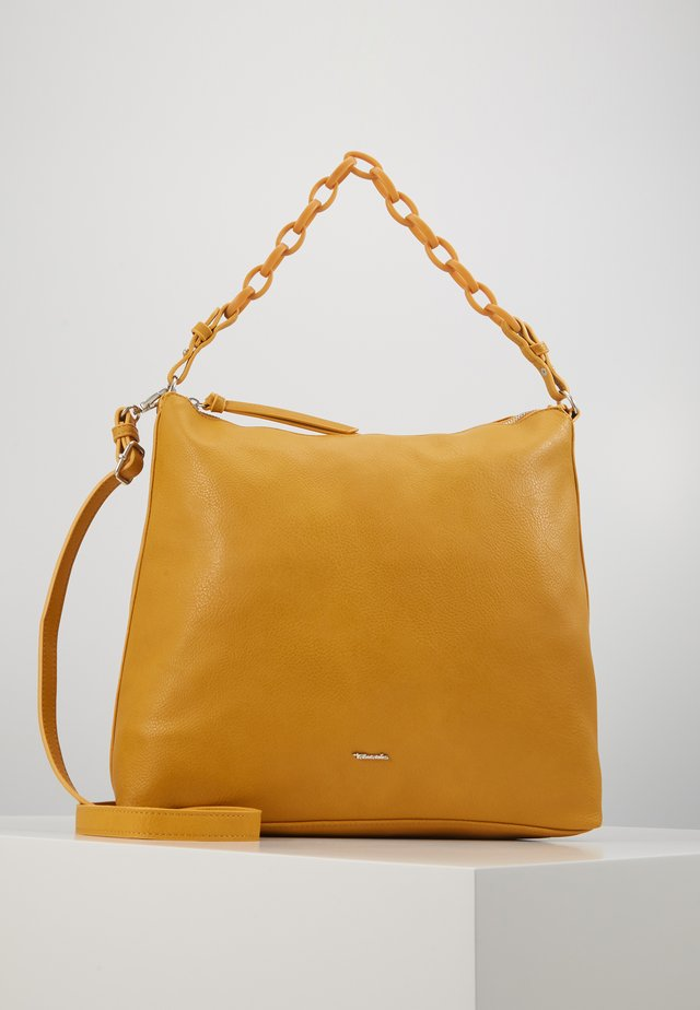 ANGELA - Handbag - yellow