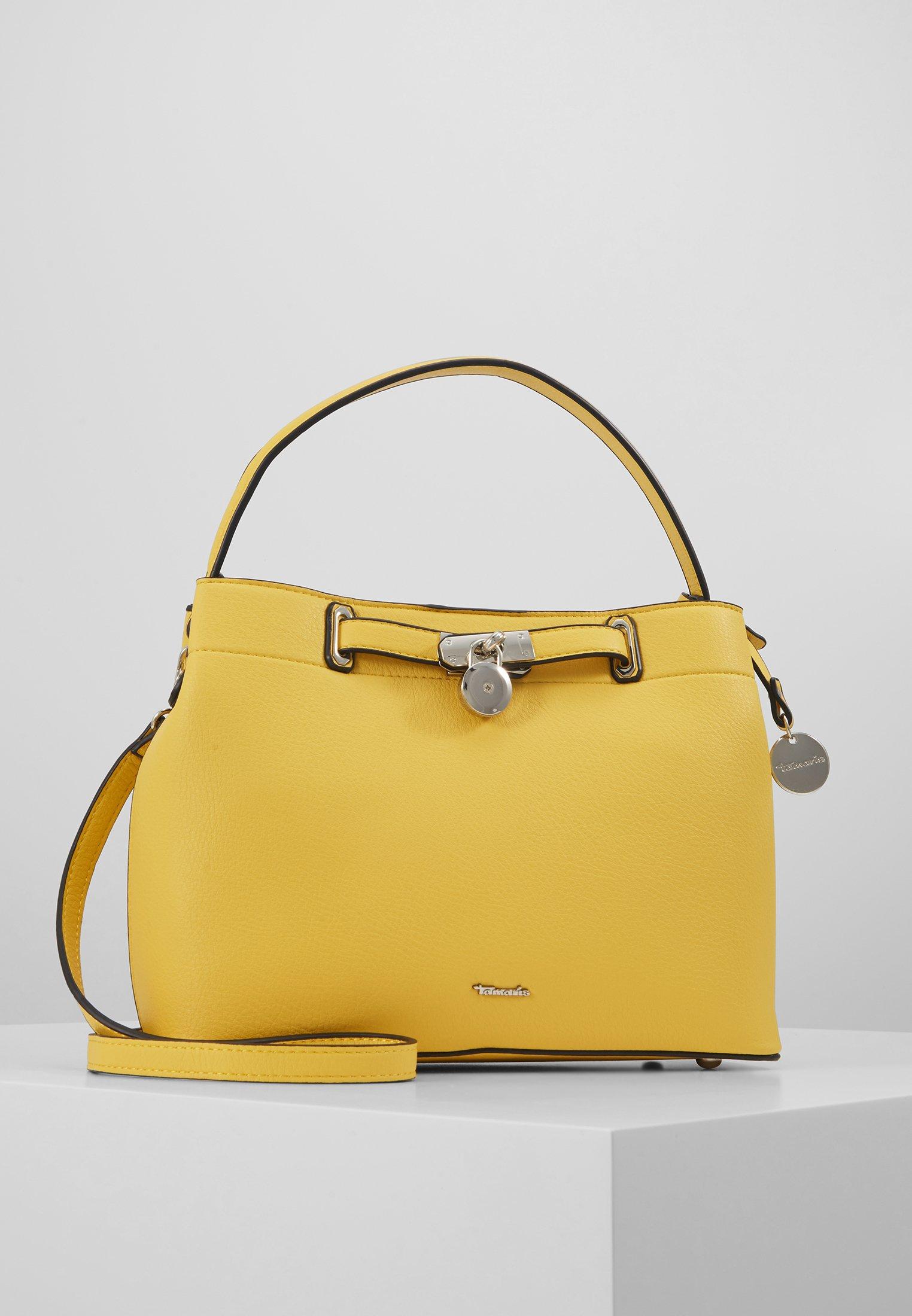 Tamaris Astrid - Borsa A Mano Yellow LL4l4q4