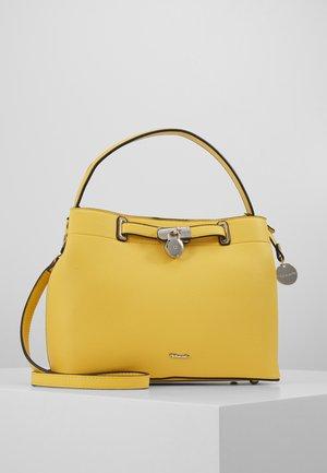 ASTRID - Bolso de mano - yellow