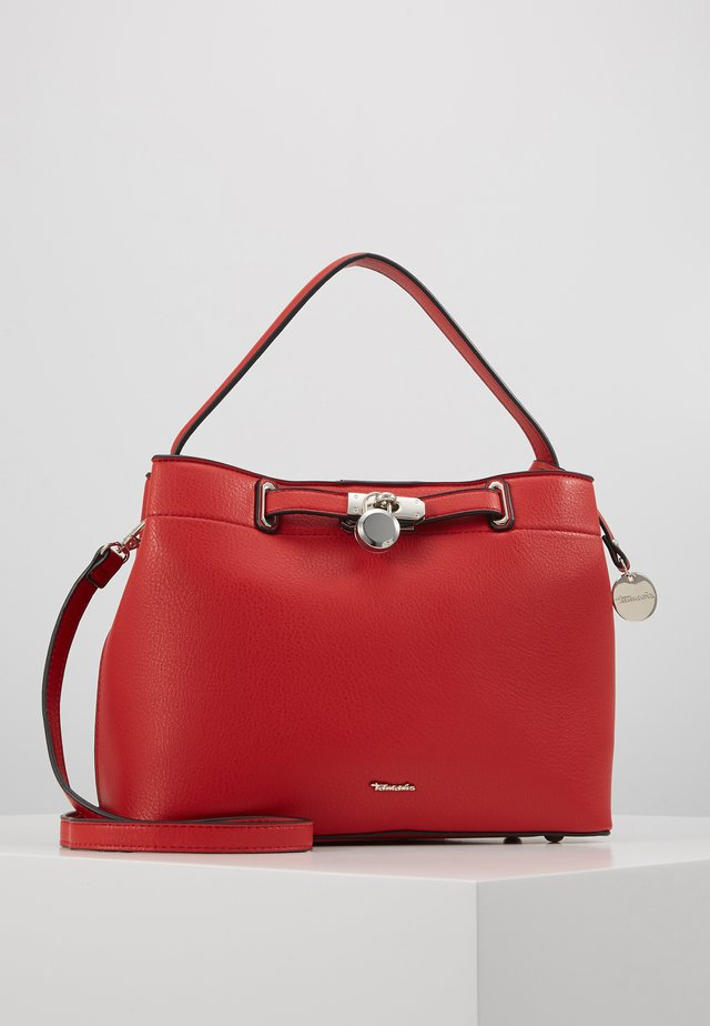 ASTRID - Handbag - red