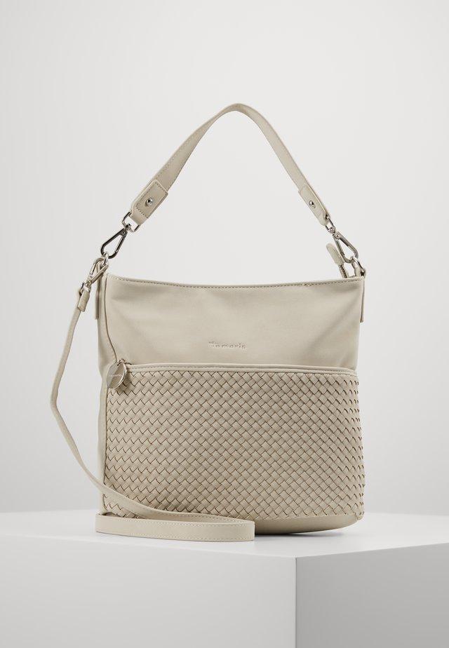 AMBER - Handtasche - ecru