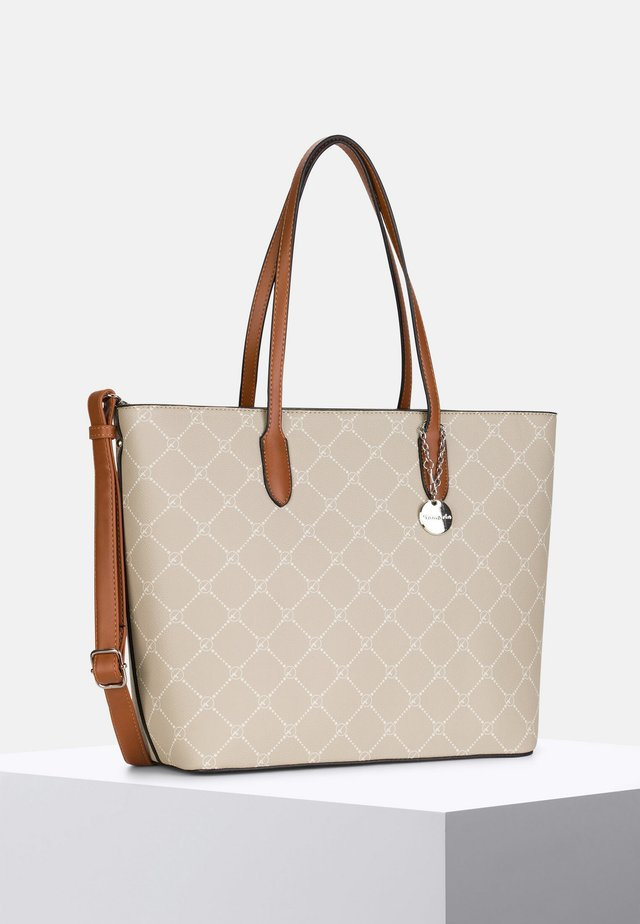 ANASTASIA - Shopping Bag - taupe