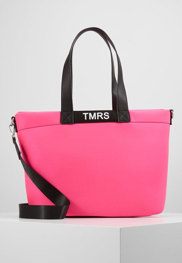ALMIRA - Tote bag - pink