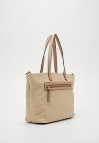 Tamaris - ANJA - Shoppingveske - sand - 3