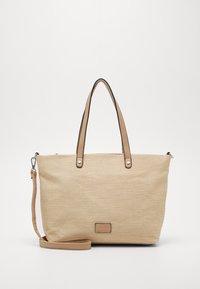 Tamaris - ANJA - Shoppingveske - sand - 0