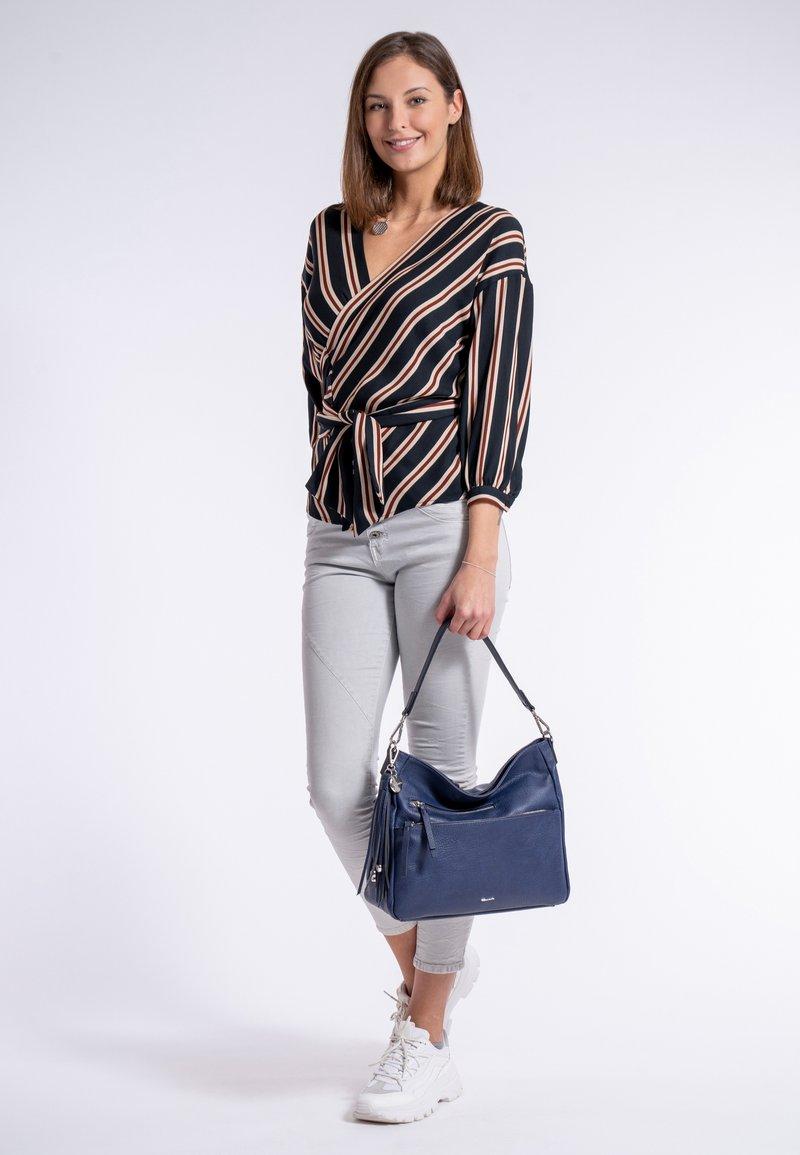 Tamaris - ADELE - Handtasche - blue