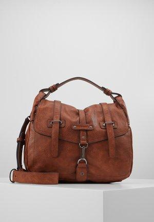 BERNADETTE - Handbag - cognac