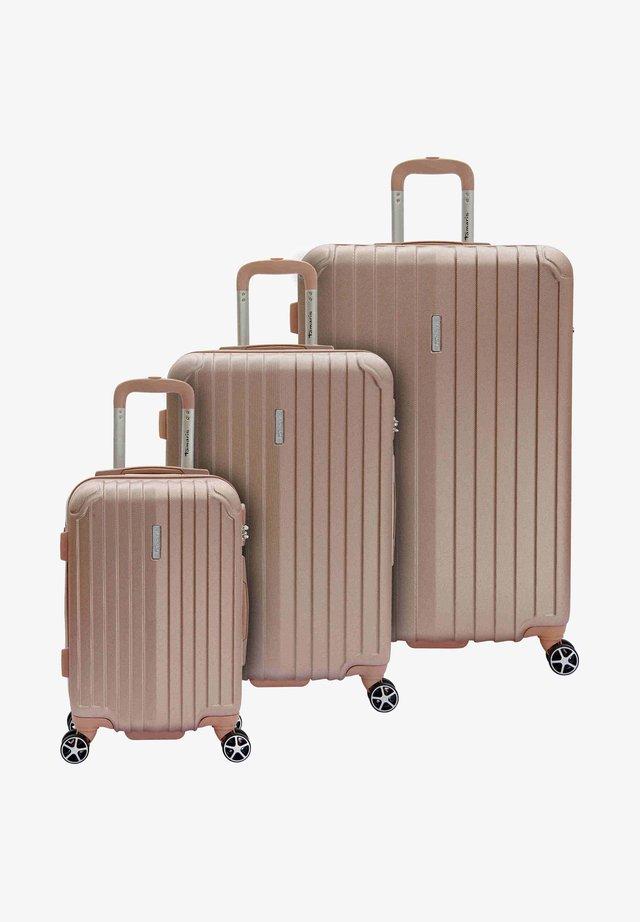 Kofferset - rosa/rose
