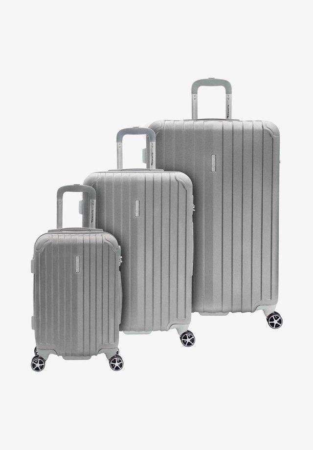 Kofferset - silber/silver