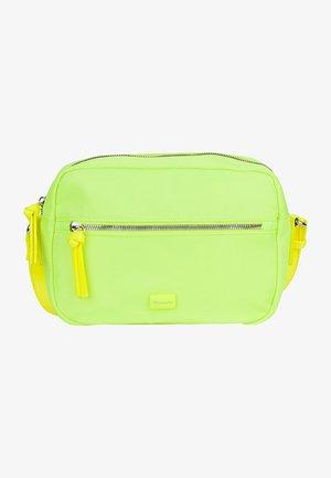 ANNA - Bandolera - neon-yellow 411
