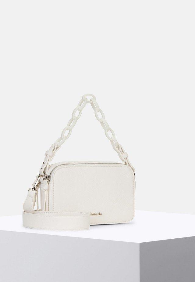 ANGELA - Handtasche - white