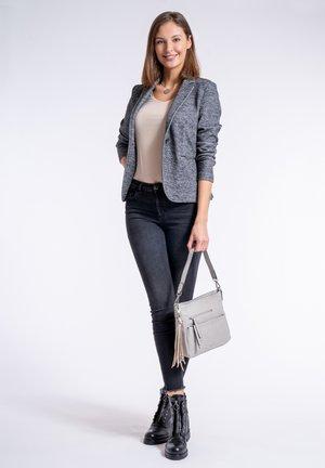 ADELE - Handtasche - light grey
