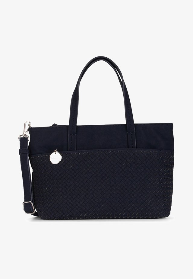 AMBER - Shopper - blue