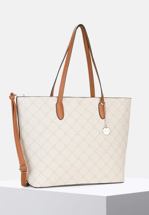TAMARIS SHOPPER ANASTASIA - Shopping Bag - cement