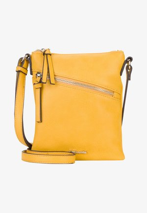 TAMARIS UMHÄNGETASCHE ALESSIA - Across body bag - yellow
