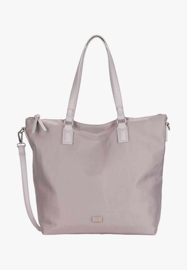 ANNA SHOPPER TASCHE - Shopping Bag - lightgrey