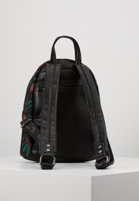 Tamaris - VOLMA BACKPACK - Reppu - black/comb - 2