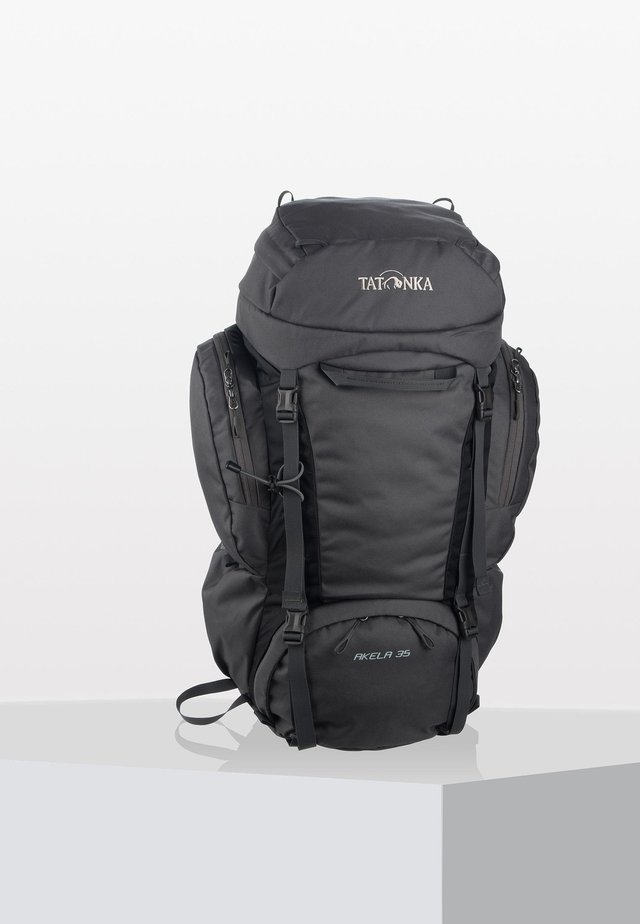 Hiking rucksack - grey