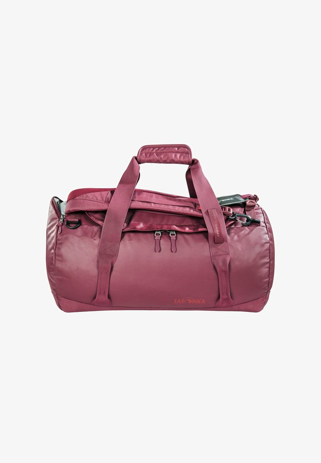 BARREL - Sports bag - bordeaux red