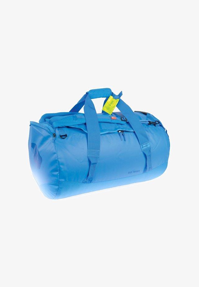 Holdall - bright blue ii