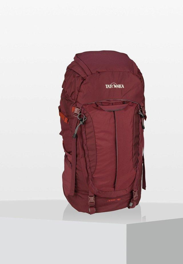NORIX  - Hiking rucksack - bordeaux red