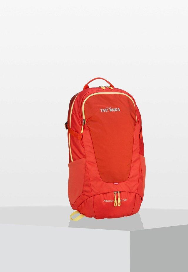 Hiking rucksack - red orange