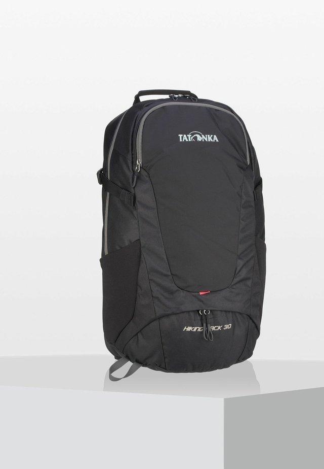 Hiking rucksack - black