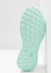 adidas Golf - PUREBOOST - Golfové boty - white/grey/clearmint - 4