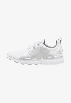CLIMACOOL CAGE - Scarpe da golf - footwear white/silver metallic/grey two