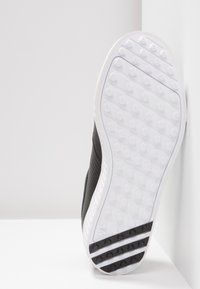 adidas Golf - ADICROSS PPF - Golf shoes - core black/gold metallic/footwear white - 4