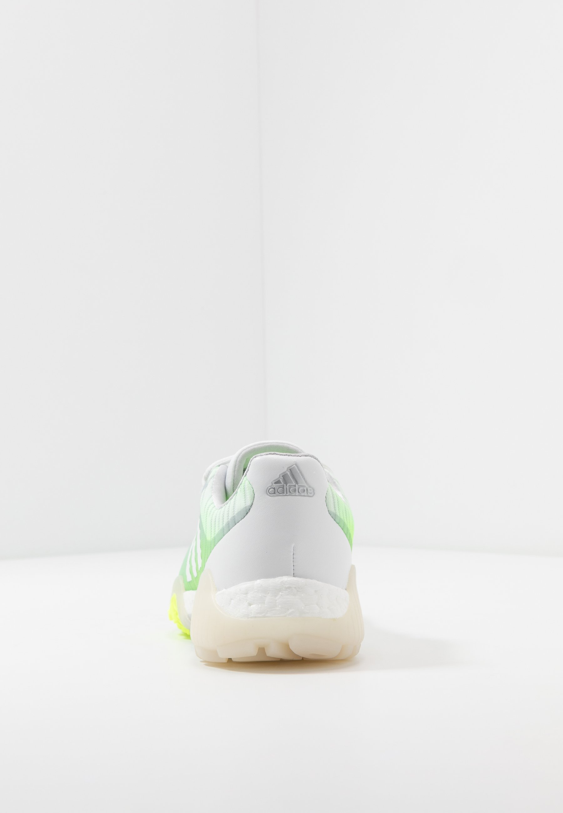 Adidas Golf Codechaos - Golfskor Footwear White/signal Green