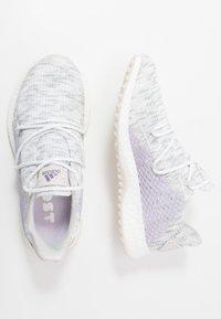adidas Golf - CROSSKNIT - Golfové boty - footwear white/tech purple/purple tint - 1