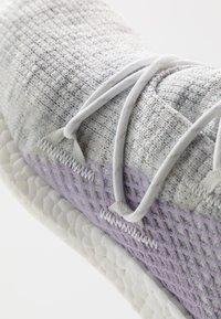 adidas Golf - CROSSKNIT - Golfové boty - footwear white/tech purple/purple tint - 5