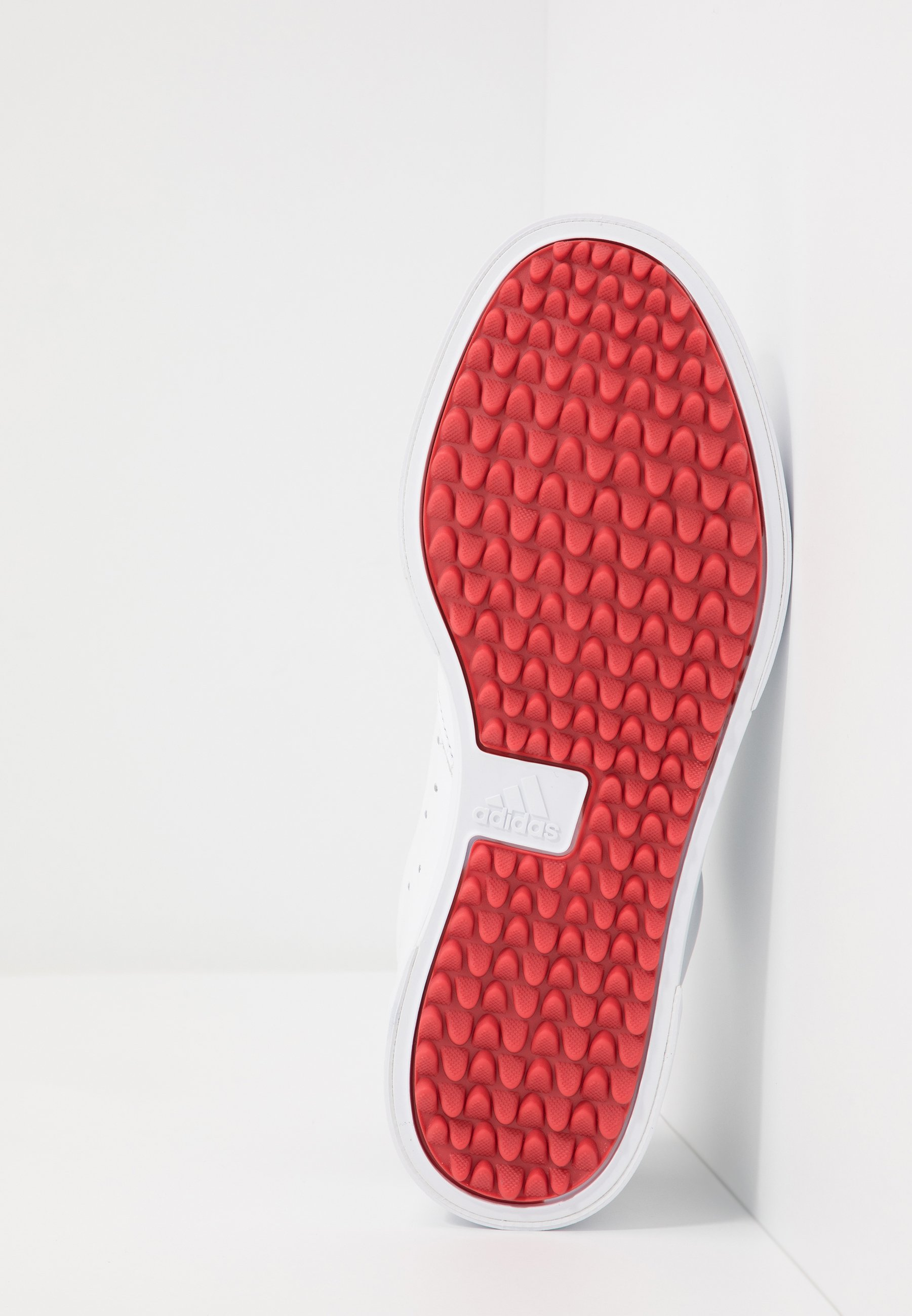 Adidas Golf Adicross Retro - Zapatos De Footwear White/silver Metallic/tech Indigo