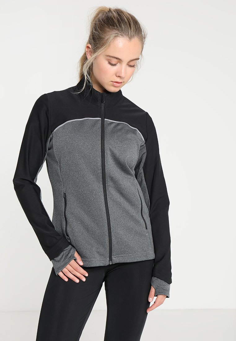 adidas Golf - WOMENS LAYER - T-shirt à manches longues - black