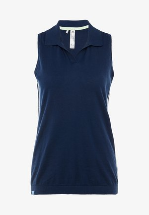 SLEEVELESS - Maglione - night indigo