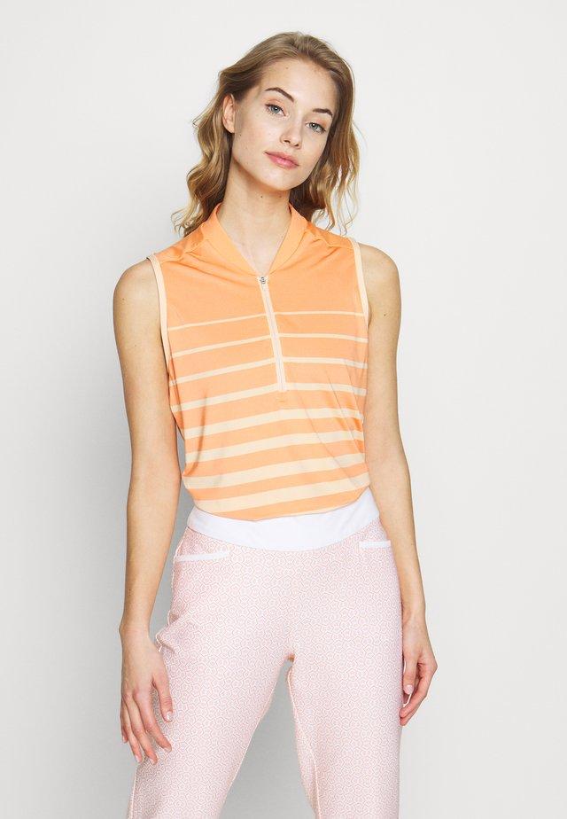 Funkční triko - amber tint