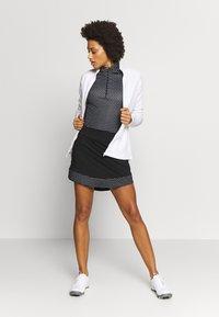 adidas Golf - A.RDY  - Funkční triko - white/black - 1