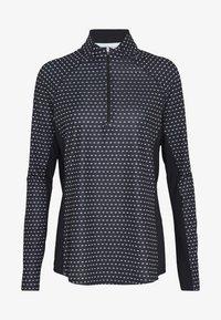 adidas Golf - A.RDY  - Funkční triko - white/black - 4