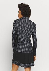 adidas Golf - A.RDY  - Funkční triko - white/black - 2