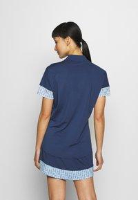 adidas Golf - T-shirts med print - tech indigo - 2