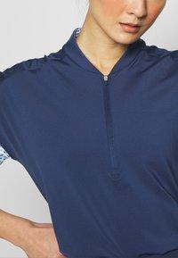 adidas Golf - T-shirts med print - tech indigo - 5