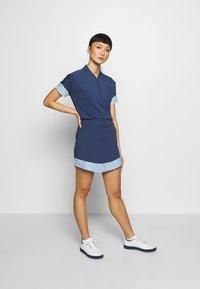 adidas Golf - T-shirts med print - tech indigo - 1