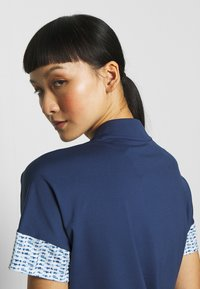 adidas Golf - T-shirts med print - tech indigo - 3
