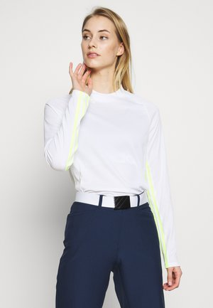MOCK - Long sleeved top - white