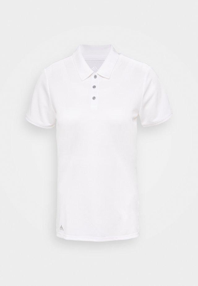 PERFORMANCE SPORTS SHORT SLEEVE - Poloshirt - white
