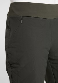 adidas Golf - QUILTED PANT - Pantaloni - legend earth - 3