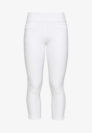 PULLON ANKLE PANT - Broek - white