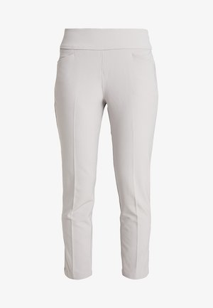 PULLON ANKLE PANT - Pantaloni - grey two